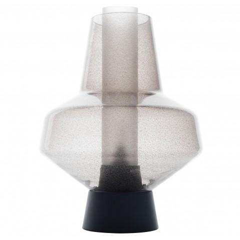 Lampe à poser METAL GLASS 2 de Diesel Foscarini, Gris