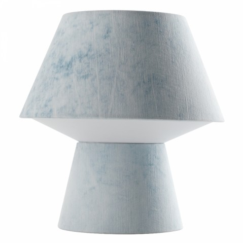 Lampe à poser SOFT POWER PICCOLA de Diesel Foscarini, Azur