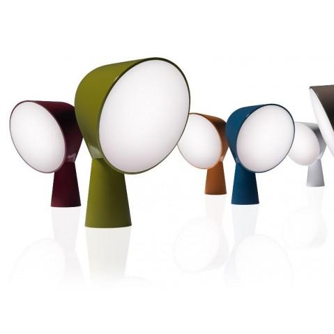 Lampe BINIC de Foscarini, 6 couleurs