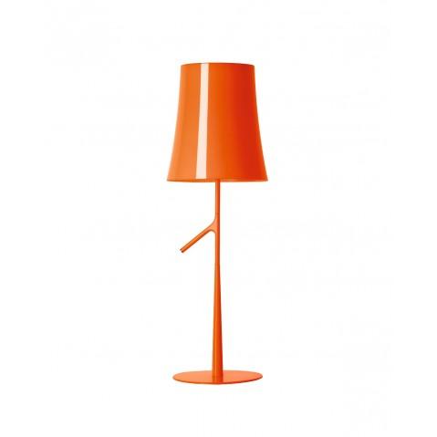 Lampe BIRDIE grande de Foscarini orange