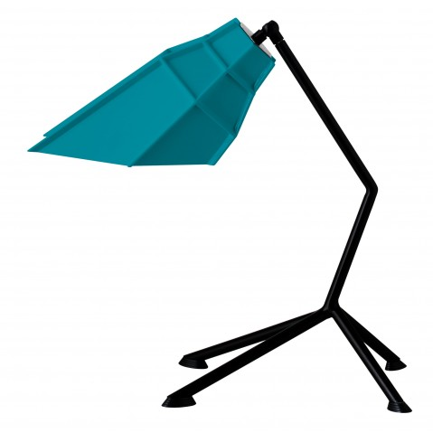 Lampe de table PETT de Diesel Foscarini, Bleu Azur