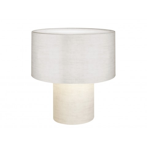 Lampe de table PIPE de Diesel Foscarini, Blanc