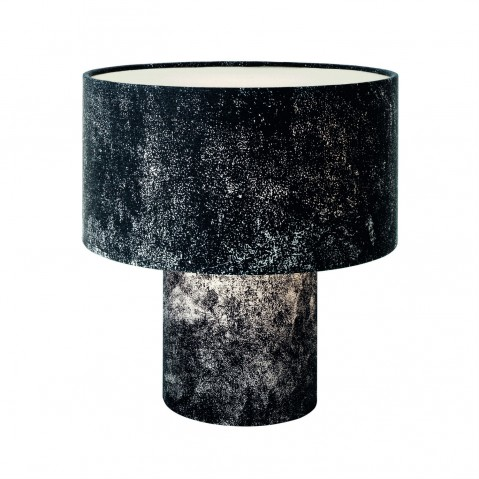 Lampe de table PIPE de Diesel Foscarini, Noir