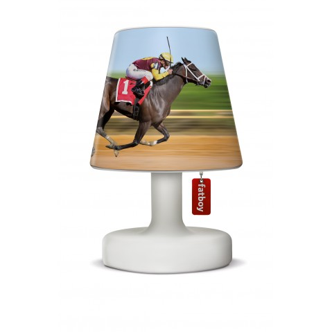 Lampe EDISON THE PETIT HORSE RACE de Fatboy