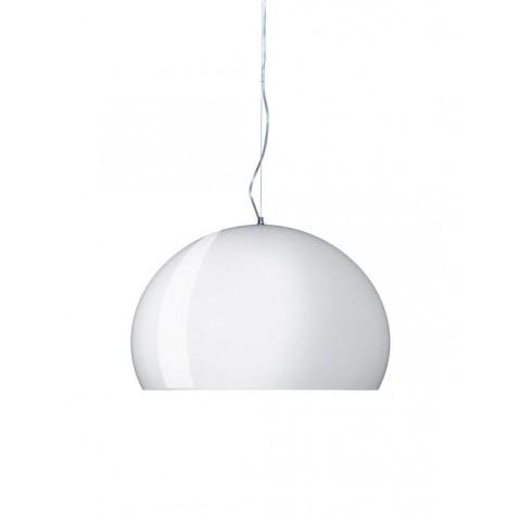 Lampe FL/Y de Kartell, Blanc
