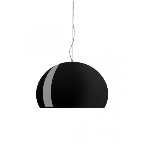 Lampe FL/Y de Kartell, Noir