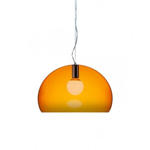 Lampe FL/Y de Kartell, Orange