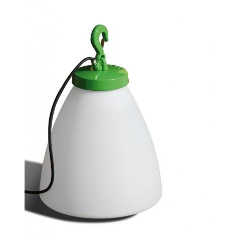 Lampe GRUMO CÔNE bas Roger Pradier, 5 coloris