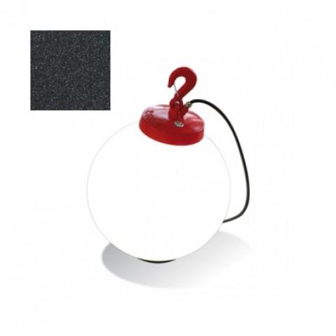 Lampe GRUMO SPHÈRE de Roger Pradier, Gris anthracite