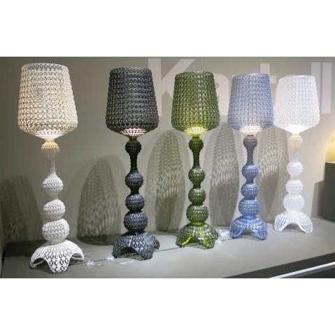 lampadaire kartell