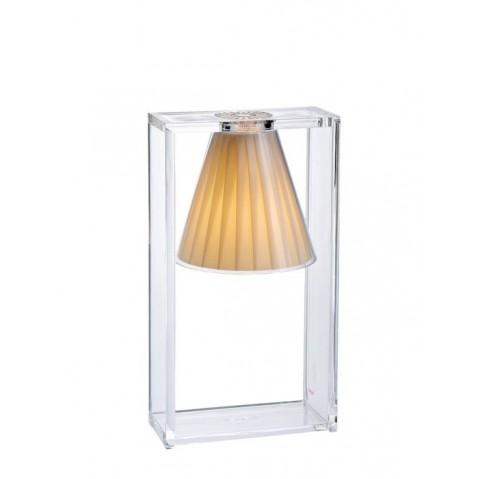 Lampe LIGHT-AIR de Kartell, Beige