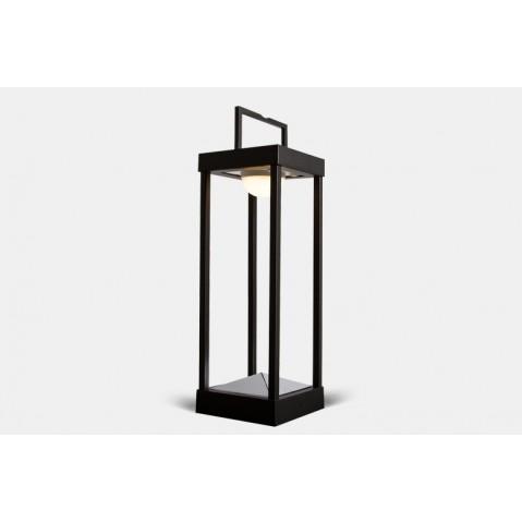 Lampe PARC de Maiori, grand modèle, Noir