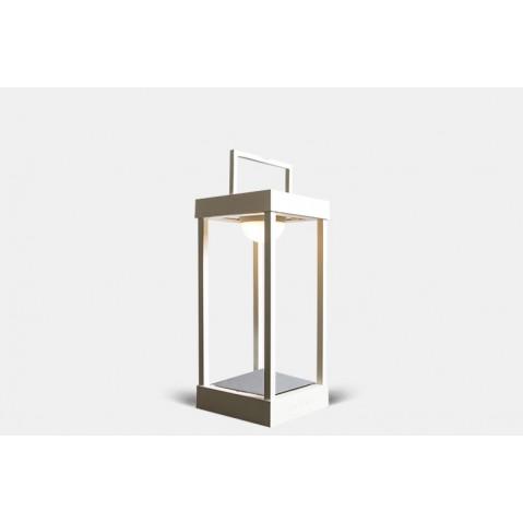 Lampe PARC de Maiori, modèle moyen, Blanc