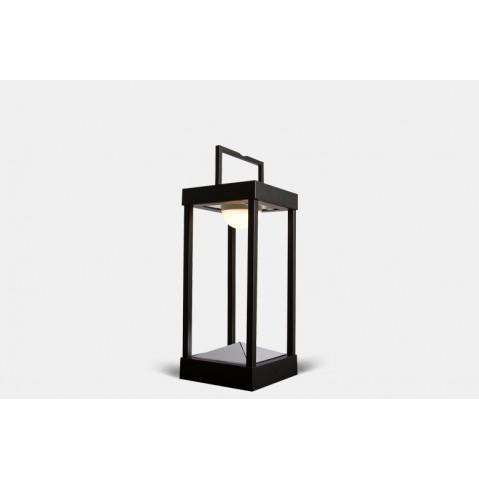 Lampe PARC de Maiori, modèle moyen, Noir