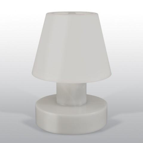 Lampe portable BLOOM ! H.56 cm gris