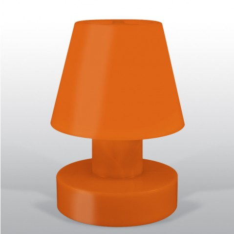 Lampe portable BLOOM ! H.56 cm orange