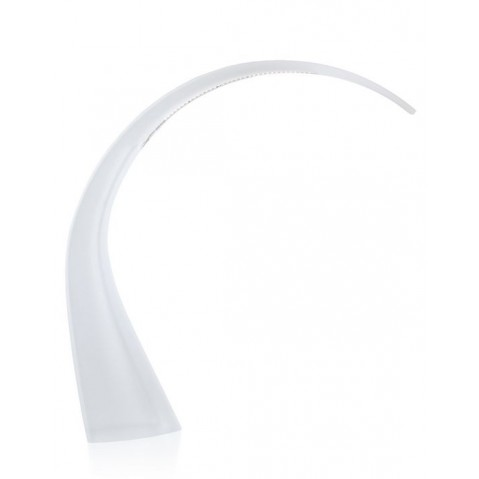 Lampe TAJ de Kartell Blanc Glace Satiné