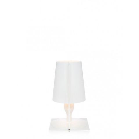 Lampe TAKE de Kartell, Blanc Opaque