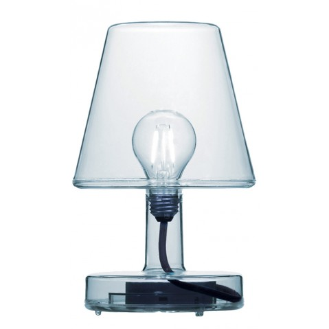 Lampe de table Fatboy Transloetje Bleu