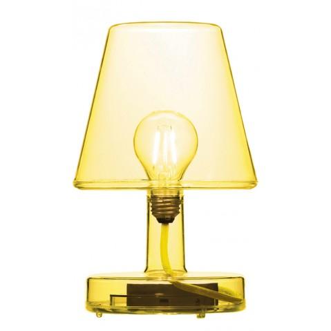 Lampe TRANSLOETJE de Fatboy, Jaune
