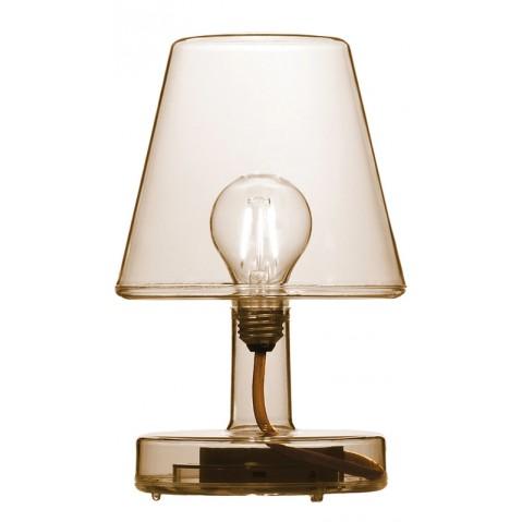 Lampe TRANSLOETJE de Fatboy-Marron