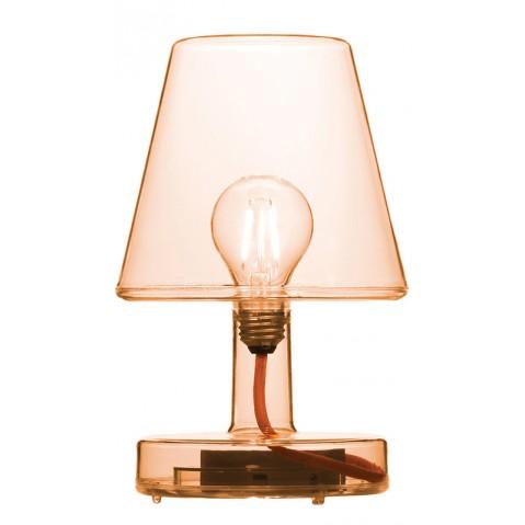 Lampe TRANSLOETJE de Fatboy, Orange