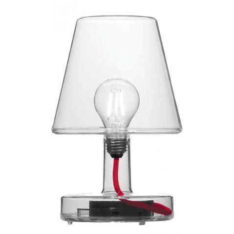 Lampe TRANSLOETJE de Fatboy-Transparent