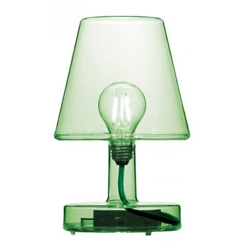 Lampe TRANSLOETJE de Fatboy, Vert