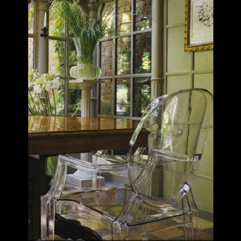 fauteuil louis ghost de kartell 7 coloris. Black Bedroom Furniture Sets. Home Design Ideas