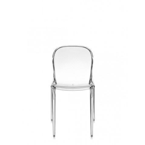Chaise THALYA de Kartell, Cristal