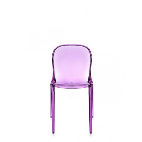 Chaise THALYA de Kartell, Violet