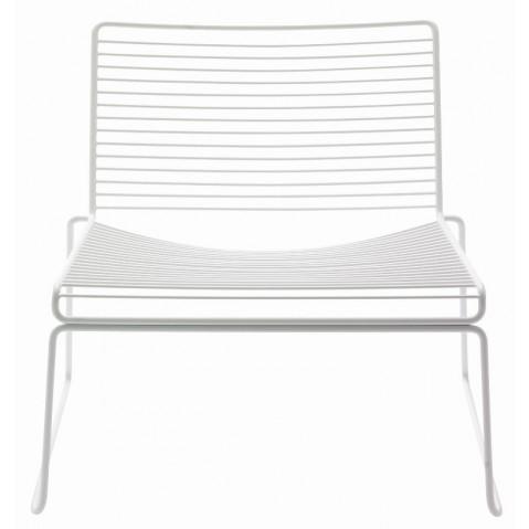 Lounge chair HEE de Hay, blanc