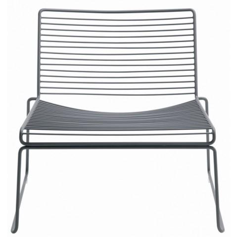 Lounge chair HEE de Hay, gris