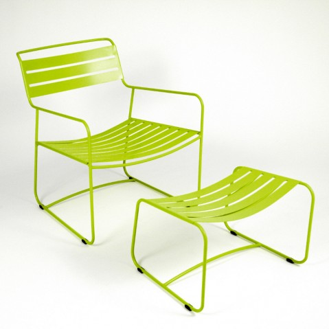 Lounger SURPRISING de Fermob verveine