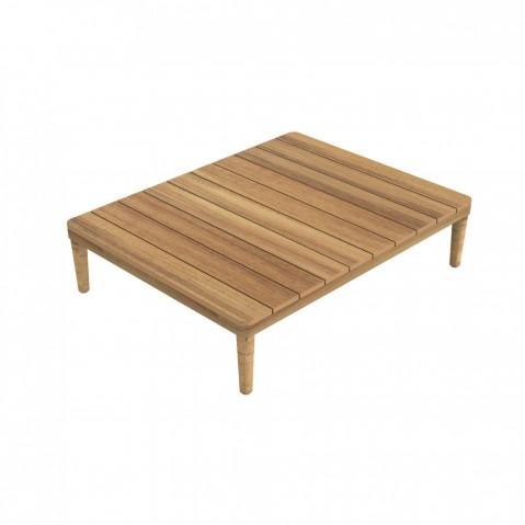 Table basse rectangulaire LES ARCS de Unopiu'