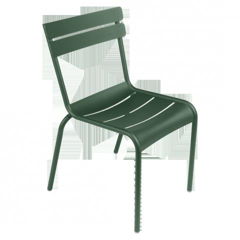 Chaise LUXEMBOURG de Fermob cèdre