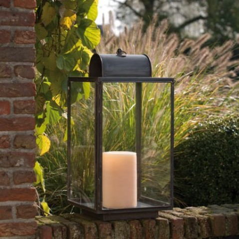 Lumignon Nautic PENROSE ON 230V bronze antique verre clair
