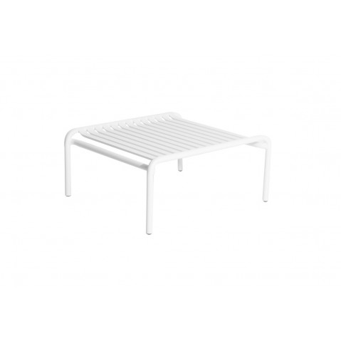 Table basse WEEK-END de Petite Friture, Blanc
