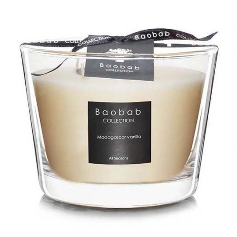 Bougie MADAGASCAR VANILLA de Baobab Collection, 4 tailles