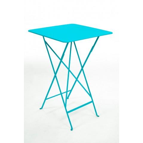 Mange-debout BISTRO de Fermob bleu turquoise