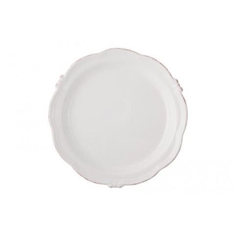 Manosque Plat Creux de Flamant, Blanc