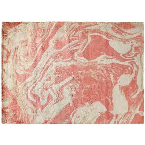 Tapis MARBRURE de Toulemonde Bochart, 170 x 240, Cuivre