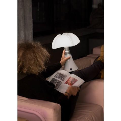Lampe à poser MINI PIPISTRELLO SANS FIL de Martinelli Luce, 2 coloris