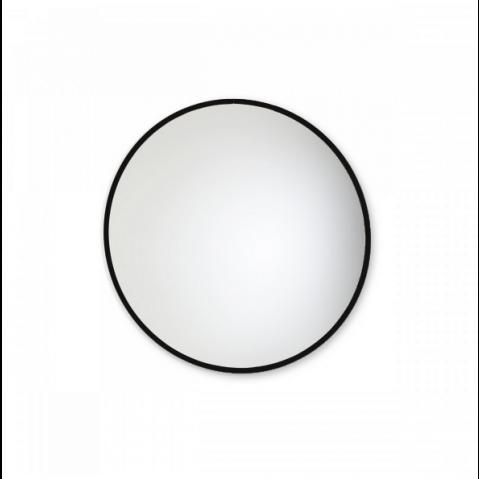 Miroir BULLE de Sarah Lavoine, Ø75, Chêne noir