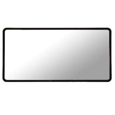 Miroir HAUSSMANN de Sarah Lavoine, 200x100, Chêne noir