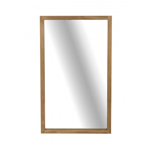 Miroir LIGHT FRAME en chêne d'Ethnicraft, Hauteur 150cm