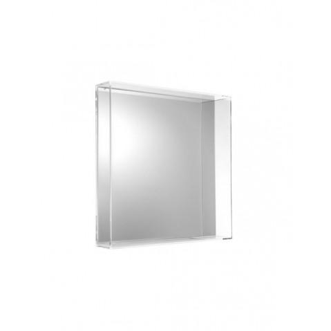 Miroir ONLY ME de Kartell, Cristal, L.50 X H.50 X P.9