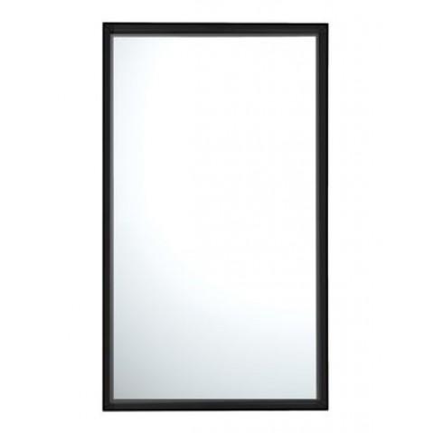 Miroir ONLY ME de Kartell, Noir Opaque