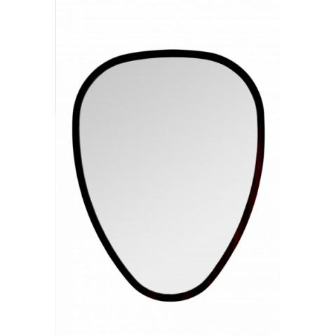 Miroir OVO de Sarah Lavoine, 69 x 90, Chêne noir