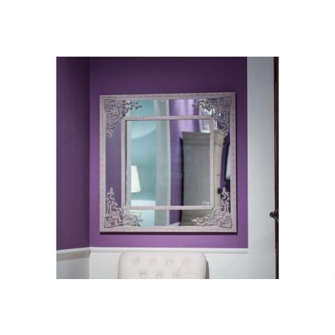 Miroirs Adil de Flamant, Gris